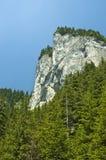 Montaña de la roca Imágenes de archivo libres de regalías