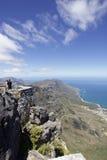 Montaña de la tabla, Cape Town Foto de archivo libre de regalías