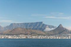 Montaña de la tabla, Cape Town, Suráfrica, África Imagen de archivo