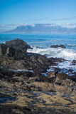 Montaña de la tabla, Cape Town, Suráfrica, África Foto de archivo
