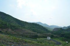 Montaña de la visión Imagen de archivo