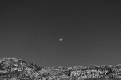 Montaña de Lapinha DA Serra Fotos de archivo