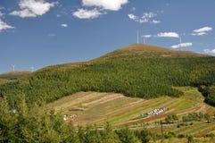 Montaña de los E.E.U.U. Fotografía de archivo libre de regalías