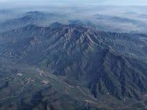 Montaña de Los los Andes Fotos de archivo libres de regalías