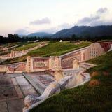 Montaña de los sepulcros Foto de archivo