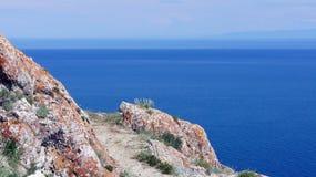 Montaña de mármol blanca Imagen de archivo libre de regalías