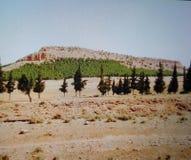 Montaña de Maggaz Foto de archivo libre de regalías
