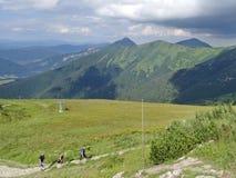 Montaña de Mala Fatra, Eslovaquia, Europa imágenes de archivo libres de regalías