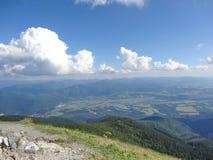 Montaña de Mala Fatra, Eslovaquia, Europa foto de archivo
