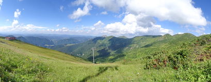 Montaña de Mala Fatra, Eslovaquia, Europa Foto de archivo libre de regalías