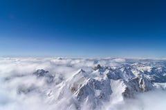 Montaña de Marmolada Foto de archivo libre de regalías