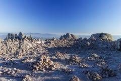Montaña de Montserrat fotografía de archivo libre de regalías