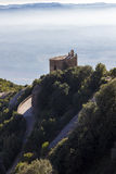 Montaña de Montserrat fotos de archivo