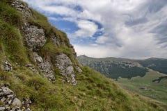 Montaña de Obarsia Imagen de archivo libre de regalías
