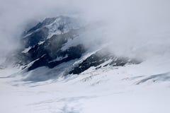 Montaña de ocultación Fotos de archivo libres de regalías