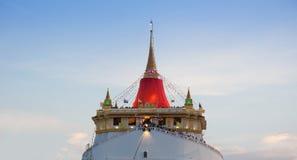 Montaña de oro Foto de archivo libre de regalías