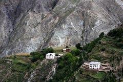 Montaña de piedra foto de archivo