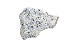 montaña de piedra de la roca aislada Imagen de archivo libre de regalías