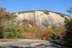 Montaña de piedra NC fotografía de archivo libre de regalías