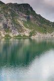 Montaña de Rila cerca de los siete lagos Rila Imagenes de archivo