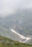 Montaña de Rila cerca de los siete lagos Rila Fotografía de archivo libre de regalías