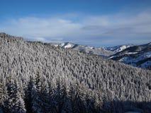 Montaña de Rodopi Imágenes de archivo libres de regalías