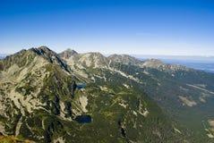 Montaña de Rohace Imagenes de archivo