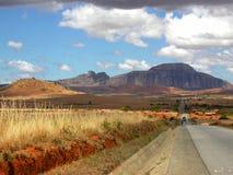 Montaña de Shapphire Imagenes de archivo