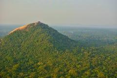 Montaña de Sri Lanka Sigirya imágenes de archivo libres de regalías