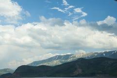 Montaña de Suphan Fotografía de archivo libre de regalías