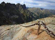 Montaña de Tatra fotos de archivo libres de regalías