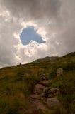 Montaña de Vitosha Fotos de archivo