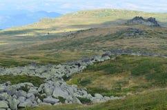Montaña de Vitosha Foto de archivo libre de regalías