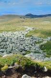 Montaña de Vitosha Imagen de archivo libre de regalías