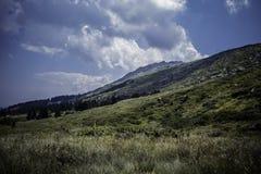 Montaña de Vitosha - Sofia Bulgaria Foto de archivo