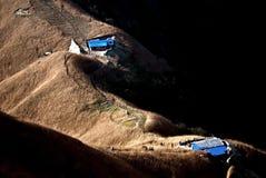 Montaña de Wugong Fotografía de archivo