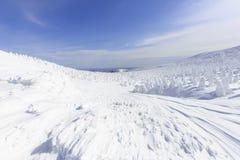 Montaña de Yamagata Imágenes de archivo libres de regalías