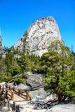 Montaña de Yosemite Imagen de archivo libre de regalías