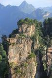 Montaña de Zhangjiajie Fotos de archivo libres de regalías