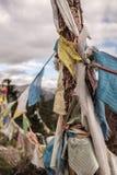 Montaña de Zheduo en China del oeste Foto de archivo libre de regalías