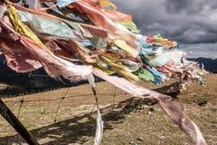 Montaña de Zheduo en China del oeste Fotografía de archivo libre de regalías