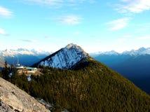 Montaña del azufre fotografía de archivo
