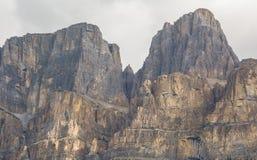 Montaña del castillo Imagen de archivo