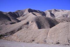 Montaña del desierto Foto de archivo libre de regalías