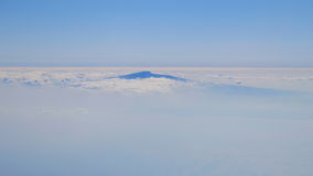 Montaña del halla de Jeju Imagen de archivo libre de regalías