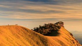 Montaña del león Fotografía de archivo libre de regalías