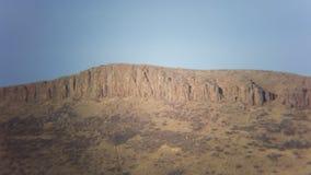 Montaña del norte de la tabla Fotos de archivo