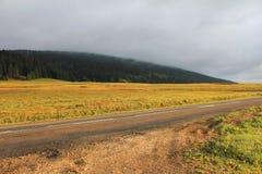Montaña del paisaje Foto de archivo