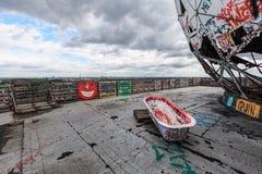 Montaña del ` s del diablo cerca en Berlín Fotos de archivo libres de regalías