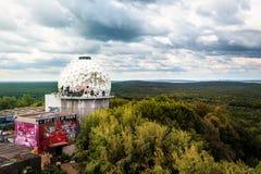 Montaña del ` s del diablo cerca en Berlín Fotografía de archivo libre de regalías
